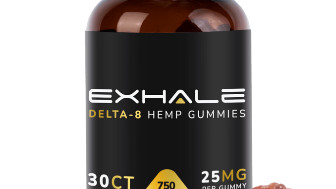 Exhale Delta-8 THC Product Review